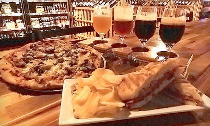 Hopjacks Filling Station - Southeast Pensacola: Upscale Pub Food and Drinks at Hopjacks Filling Station (Half Off)