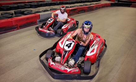 $12 for a 14-Lap Adult Go-Kart Race at MB2 Raceway ($23 Value)