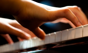 Maryland Music Academy: $66 for $144 Worth of Music Lessons — The Maryland Music Academy