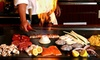 Fuji Steakhouse Edgewater - Londontowne: Japanese Food for Two or Four at Fuji Steakhouse (Up to 42% Off)