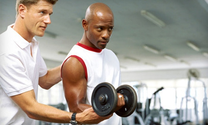 Helix Personal Training - Vancouver: $68 for $135 Worth of Personal Training Services at Helix Personal Training