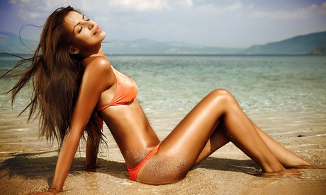 One or Three Spray Tans at Hair Studio & Company (Up to 51% Off) fce6ddd3-86a5-d733-5228-dcea1d719e0c