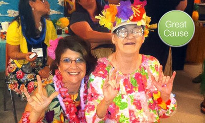 North Carolina Deaf-Blind Associates: $10 Donation to Help Sponsor a Deaf-Blind Retreat