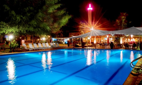 1950s-Style Hotel in Sonoma Valley