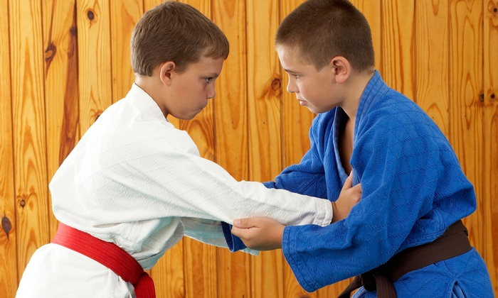 ATA Martial Arts - Multiple Locations: Three or Six Weeks of Kids' Martial-Arts Classes with Uniform at ATA Martial Arts (Up to 64% Off)