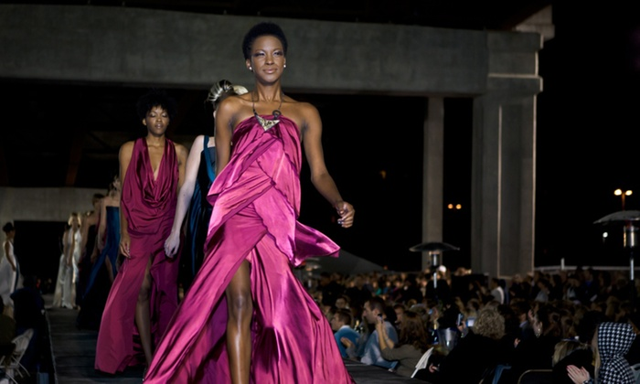 Omaha Fashion Week - Downtown Northeast: Entry for One, Two, or Four to Omaha Fashion Week Finale After Party on Saturday, August 23 (40% Off)
