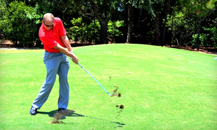 Nick Maietta Golf - Bonita Springs: Two 30- or 60-Minute Golf Lessons with Video Analysis at Nick Maietta Golf in Bonita Springs (Up to 53% Off)