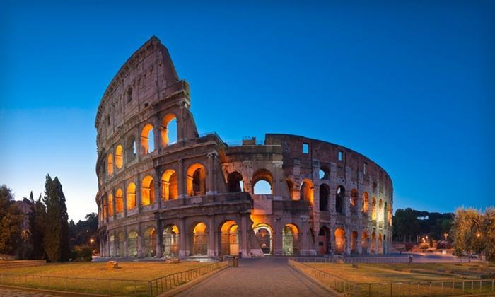 Italy Tour with Airfare - Rome, Tuscany, and Venice: Eight-Night Vacation to Italy with Accommodations and Airfare to and from New York (JFK) from Great Value Vacations