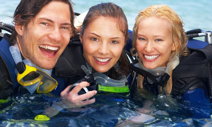 Sugar Land Dive Center - Sugar Land : Discover Scuba Class or Open-Water Scuba Certification Class at Sugar Land Dive Center (Up to 51% Off)