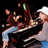 Louie Louie's Dueling Piano Bar - Arlington: Admission for Two and a Large Pizza