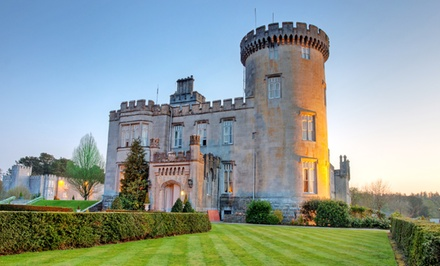 8-Day Ireland 4-Star Hotel and Dromoland Vacation with Airfare and Rental Car. Price/Person Based on Double Occupancy.