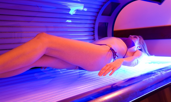 Belle Fiole Tanning - Arcanum: 5 or 10 Tanning-Bed Sessions, or One Month of Unlimited Tanning-Bed Sessions at Belle Fiole Tanning (50% Off)