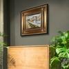 Framed Vincent van Gogh Oil Reproduction