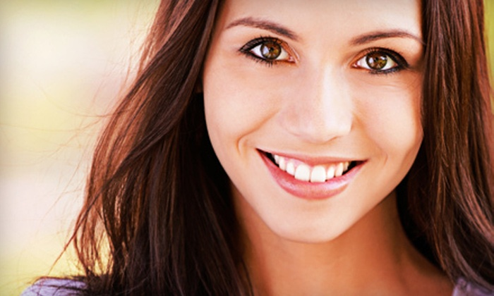 Trinity Dental Care - Westwood: $149 for a One-Hour In-Office Teeth-Whitening Package with Exam and X-rays at Trinity Dental Care ($742 Value)