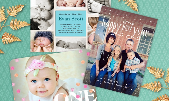SimplytoImpress: $15 for $40 Worth of Personalized Cards from SimplyToImpress