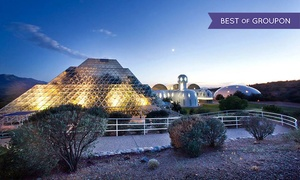 Biosphere 2: Visit for Two or Four or General Membership for a Family at Biosphere 2 (Up to 34% Off)