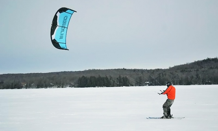 Kite Club New York - Multiple Locations: Kiteboarding Intro Group Class for One or Private Beginner Class for One or Two at Kite Club New York (Up to 37% Off)