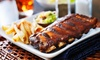 Wolfs Head Restaurant & Bar - Wolfs Head Restaurant & Bar: Burgers, Steaks, and Ribs at Wolfs Head Restaurant & Bar (50% Off)