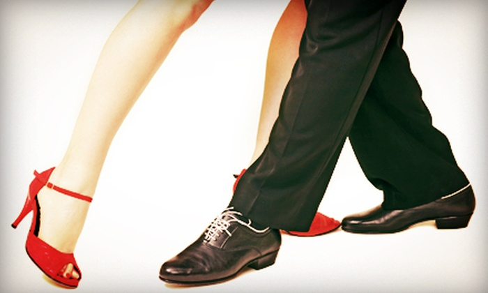 Nash Dancenter - Randolph: Three or Five 30-Minute Private Dance Lessons for Individuals or Couples at Nash Dancenter (Up to 83% Off)