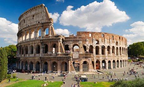 Roma: camera doppia con colazione o mezza pensione per 2 persone