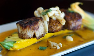 42% Off Upscale American Food at Bourbon's Bistro at Bourbon's Bistro, plus 6.0% Cash Back from Ebates.
