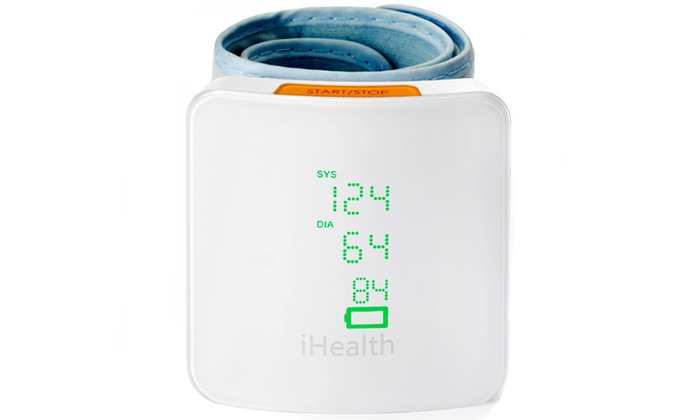 ihealth blood pressure monitor manual