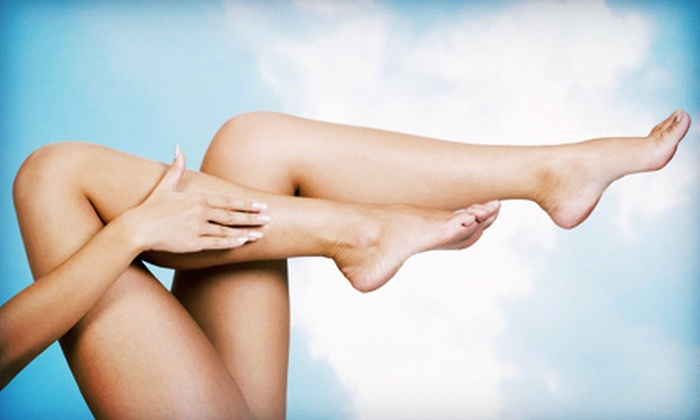 San Antonio Laser Clinic - Northwest Side: Three Laser Hair-Removal Treatments for a Small or Large Area at San Antonio Laser Clinic (Up to 75% Off)
