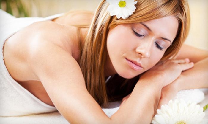 Structure Therapeutic Massage and Body Work - Patty Jewett: Therapeutic or Latin-Rhythm Massage at Structure Therapeutic Massage and Body Work (51% Off)
