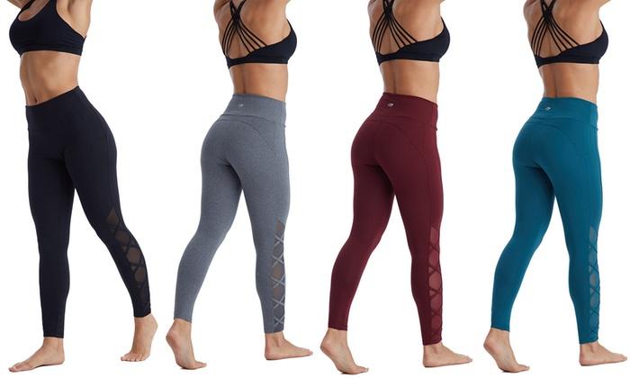 ab9949e605 Marika High Rise Tummy Control Leggings 27'' | Groupon