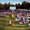 70% Off Outdoor Movie-Screen Package