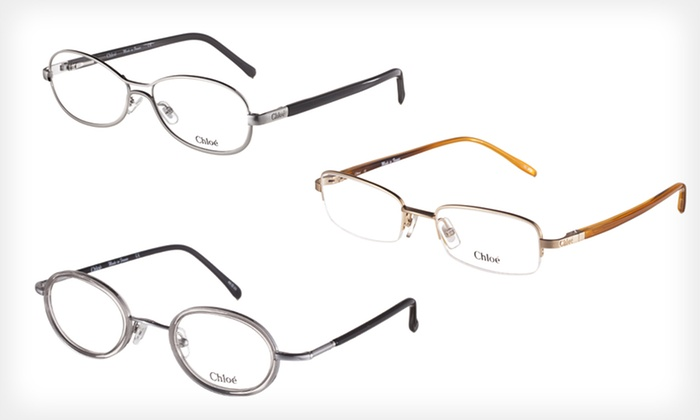 Chloé Women's Optical Frames: $49.99 for Chloé Women's Optical Frames (Up to $271 List Price). Multiple Styles Available. Free Shipping and Returns.