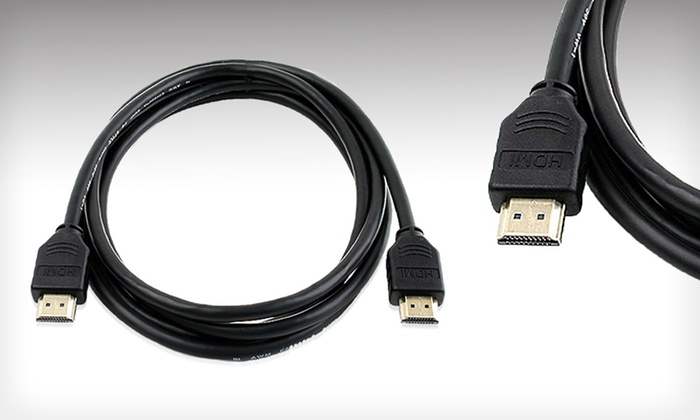Vibe 6' HDMI Cable: $1.99 for a Vibe 6' HDMI Cable ($10.34 List Price). Free Returns.