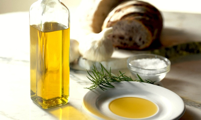 Olive Oil Marketplace - Alton: $18 for $30 Worth of Olive Oils, Vinegars, and Gourmet Foods at Olive Oil Marketplace