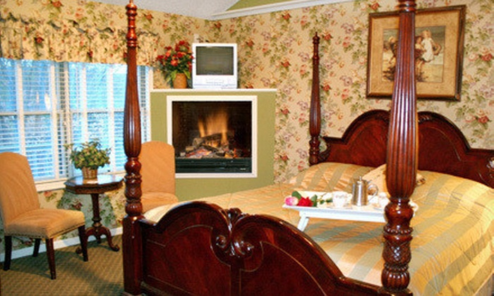 Afton House Inn - Afton: $119 for a One-Night Stay with Breakfast for Two at the Afton House Inn (Up to $199 Value)