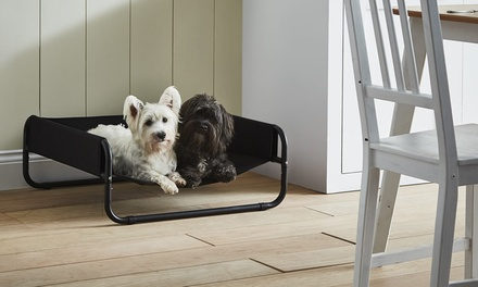 Bunty Elevated Sided Dog Bed in Choice of Size