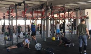 Hell's Rage CrossFit: Karnet open na zajęcia grupowe, crossfit i strefę Open Gym od 129,99 zł w Hell's Rage CrossFit (do -44%)