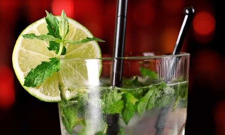 Pitchers and Well Drinks for Two or Four at Martin's Bar (46% Off)