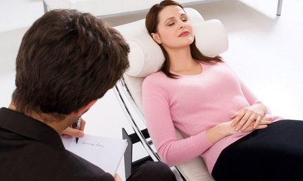 One or Two Hypnotherapy Sessions with Consultation at QHypnotherapy (Up to 90% Off)
