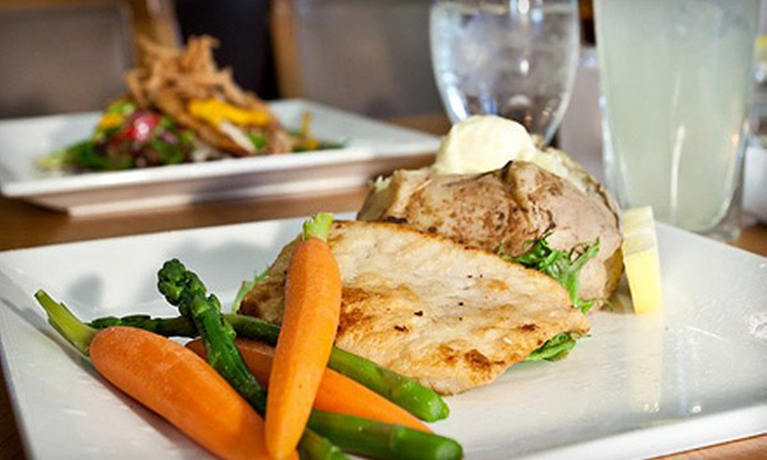 Mountain Grill - Park City: Upscale American Cuisine for Dinner or Lunch at Mountain Grill (Half Off)