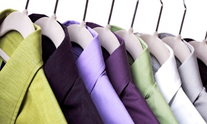 Best Cleaners: Dry Cleaning or Bridal-Gown Cleaning at Best Cleaners (Up to 60% Off). Three Options Available.