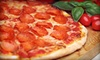 Lazzari's Pizza - Lincoln: $7 for an 18-Inch Single-Topping Pizza at Lazzari's ($15.95 Value)