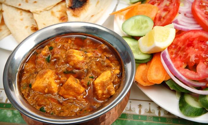 Groupon Indian Food Nj