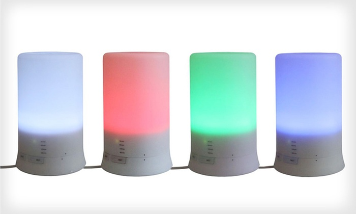 2-in-1 Ultrasonic Aroma Diffuser and Humidifier: 2-in-1 Ultrasonic Aroma Diffuser and Humidifier