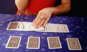 Psychic Mystical Shop: Full-Life Psychic Tarot Reading or Private Chakra-Balancing Session at Psychic Mystical Shop (Up to 55% Off)