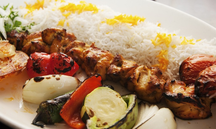 Parsa Persian Cuisine - North York: Persian Buffet for Two or Four or C$19 for C$30 Worth of Takeout from Parsa Persian Cuisine