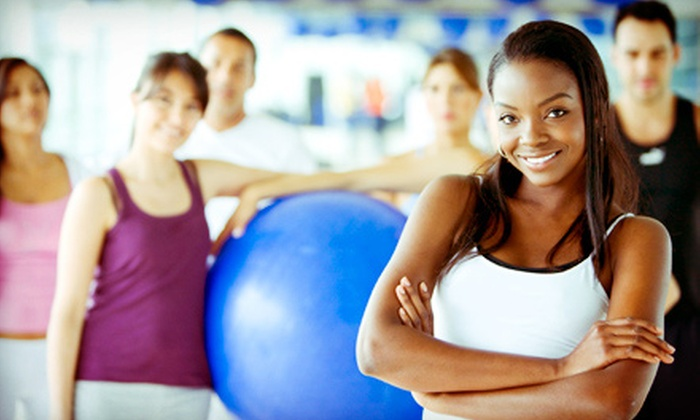 City Gym 24/7 - South Oklahoma City: $19 for a One-Month Membership to City Gym 24/7 ($60 Value)
