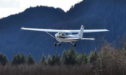 $109 for a Hands-On Introductory Flight Experience from Sea to Sky Air ($199 Value)