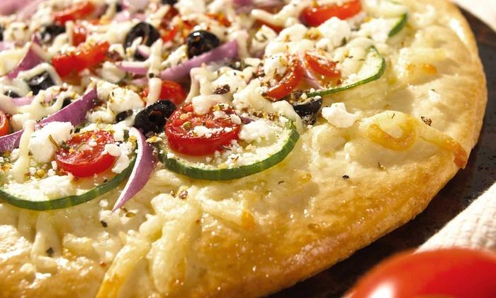 Delicio's Pizza & Pasta - Mountain Brook: $11 for $20 Worth of Pizza at Delicio's Pizza & Pasta