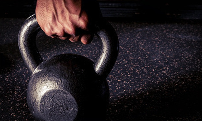 Synergy Kettlebell Training - Multiple Locations: One or Two Months of Unlimited Classes at Synergy Kettlebell Training (86% Off)