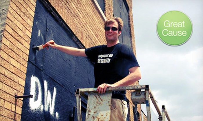 Grand River Creative Corridor - Detroit: $10 Donation to Help Fund a Neighborhood Cleanup